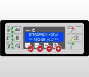 Sterownik REG - 09