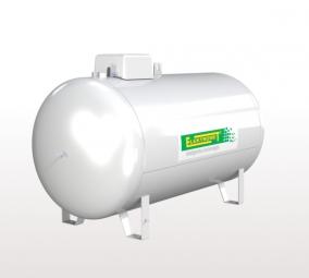 Zbiornik LPG 2700